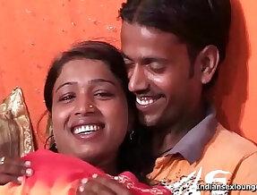 Indian Sonia Fuck Raj in HD