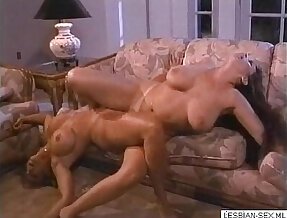 Blonde brunette and blonde and brunette lesbians suck and rub pussies together on couch Get CAMS of girls like this o