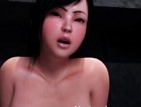 3D Big Tits Anime Girl
