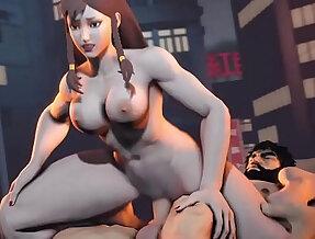 FapZone Chun Li Street Fighter V