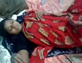 Desi Aunty Fucked at Home