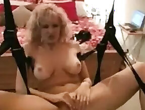 Sex swing fuck