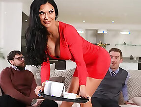 Anal Quibbling With Her Husband Friend - full at ebrazz.tv