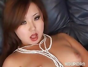 Affluent Asian Nymph Hot POV Sex Video
