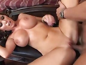 Porn Star Nikki Benz Takes The Penis Up Her Cunt