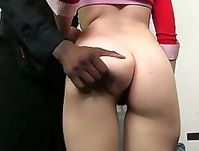 Naturally stuck white slut Chloe Cherry is ready to take firm BBC into her slit