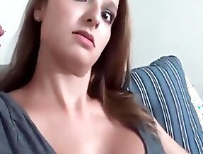 StepSon Fucks His Gorgeous Mom When Dad is Away
