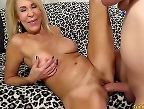 Older Hotties Need A Good Railing, Compilation With Babe Morgan, Kelly Leigh And Jade Blissette